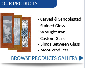 Browse Kits Glass Products