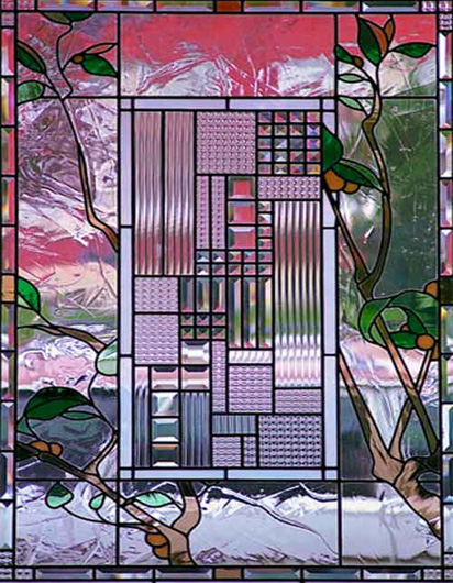 Kits Glass Traditional Stained Glass Design