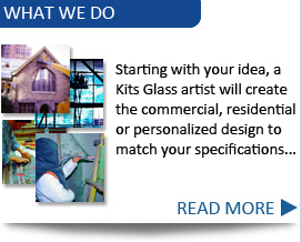 Learn more what we do at Kits Glass