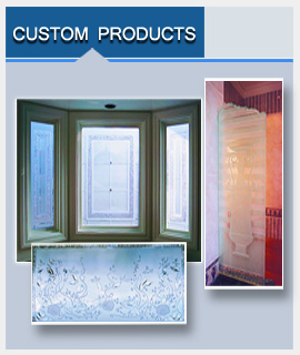 Click to see our Custom Sandblast Products Page