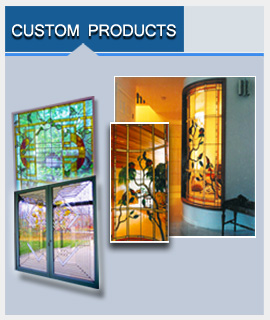 Click to see our Custom Stained Glass Products Page