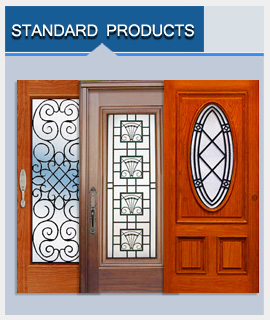 Click to see Standard Wrought Iron Products Page