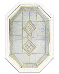 Stained Glass Accent Bantry Design ba-eloct-2028