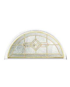 Stained Glass Accent Bantry Design ba-hr-2814