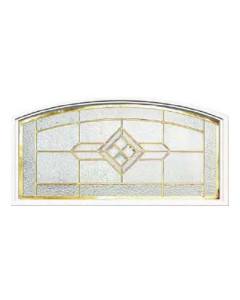 Stained Glass Accent Bantry Design ba-seg-2614
