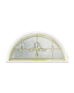 Stained Glass Accent Eton e-hr-2814 Design