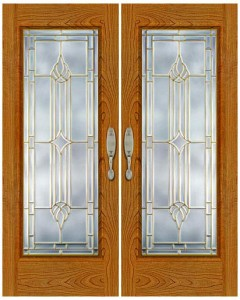Stained Glass Door SG1002