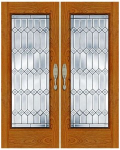 Stained Glass Door SG1005
