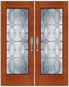 Stained Glass Door SG1011