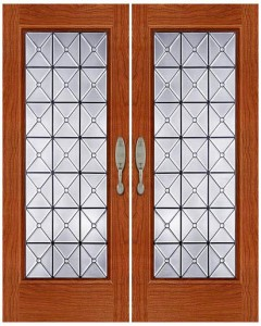 Stained Glass Door SG1020