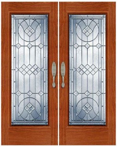Stained Glass Door SG1021