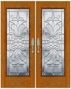 Stained Glass Door SG1030