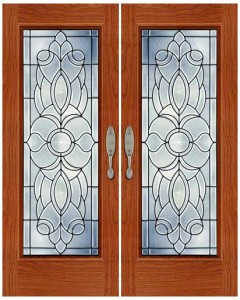 Stained Glass Door SG1032