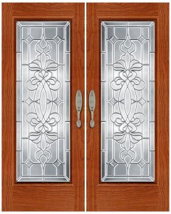 Stained Glass Door SG1033