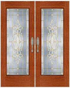 Stained Glass Door SG1044