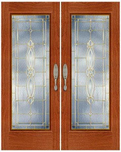 Stained Glass Door SG1045
