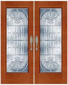 Stained Glass Door SG1046