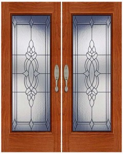 Stained Glass Door SG1048