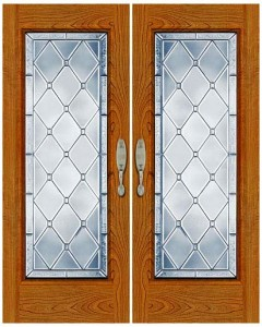Stained Glass Door SG1049