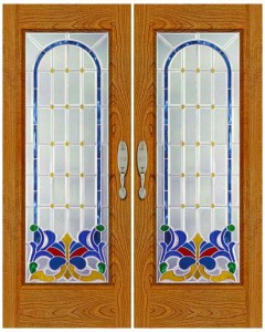Stained Glass Door SG1051