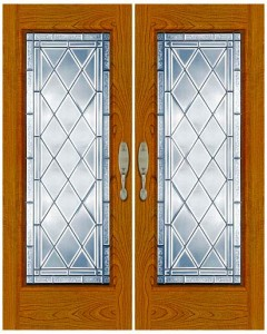 Stained Glass Door SG1052