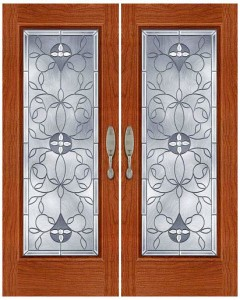Stained Glass Door SG1059