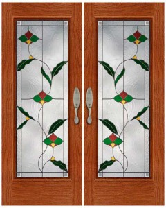 Stained Glass Door SG1060