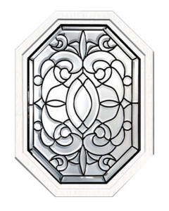 Stained Glass Accent Westchester Design we-eloct-2028