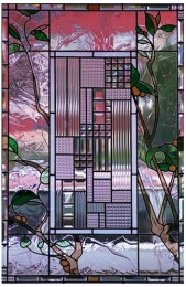 Traditional Custom Stained Glass